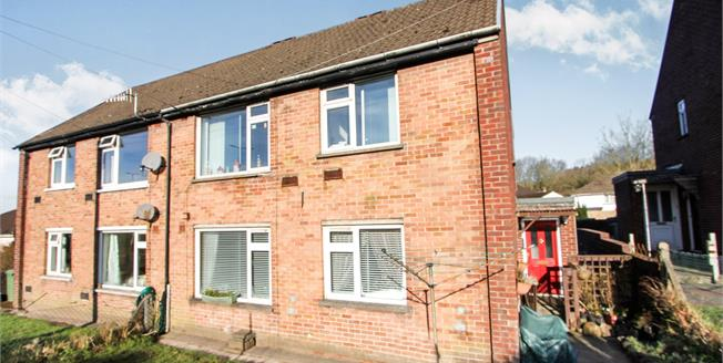 Offers Over £80,000, 1 Bedroom Ground Floor Flat For Sale in Nantgarw, CF15