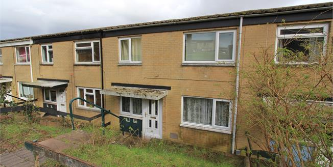 Guide Price £120,000, 3 Bedroom Terraced House For Sale in Cardiff, CF23