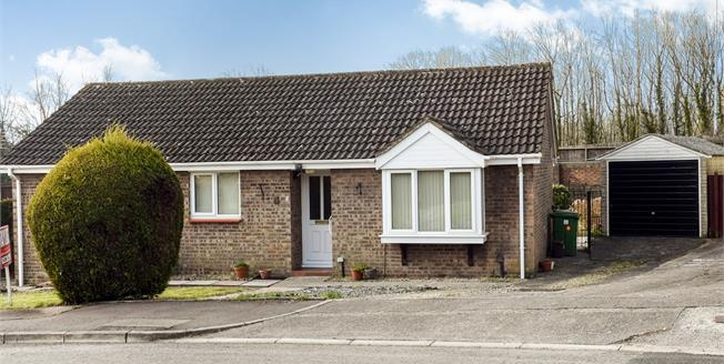 Guide Price £220,000, 3 Bedroom Detached Bungalow For Sale in St. Mellons, CF3