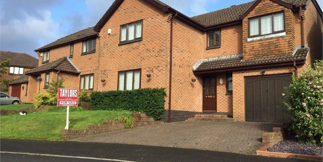 Guide Price £450,000, 4 Bedroom Detached House For Sale in Lisvane, CF14
