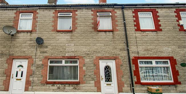 Asking Price £147,500, 3 Bedroom Terraced House For Sale in Cardiff, CF24