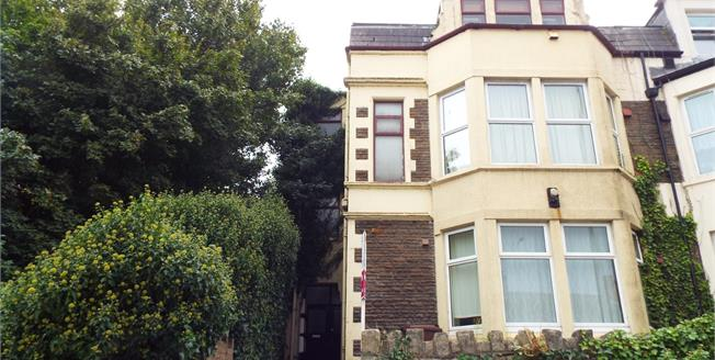 Asking Price £80,000, 2 Bedroom Flat For Sale in Roath, CF24
