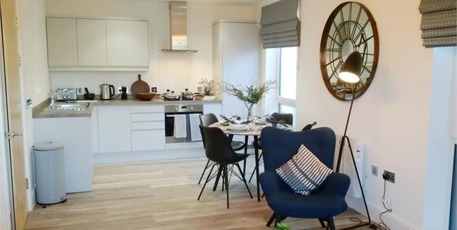 £250,000, 2 Bedroom Flat For Sale in Schooner Wharf, Schooner Way, CF10