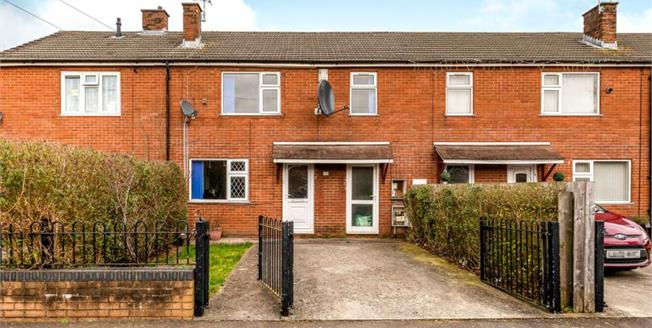 £140,000, 3 Bedroom House For Sale in Llanrumney, CF3