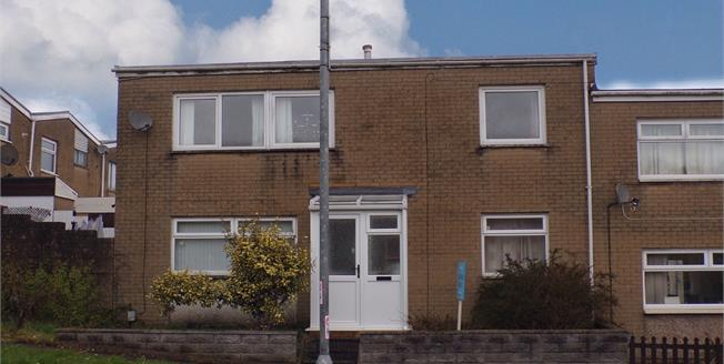 Guide Price £145,000, Semi Detached House For Sale in Llanedeyrn, CF23