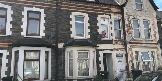 Asking Price £340,000, 7 Bedroom Terraced House For Sale in Cardiff, CF24