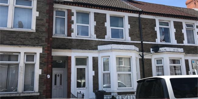 Offers in excess of £215,000, 4 Bedroom Terraced House For Sale in Cardiff, CF24