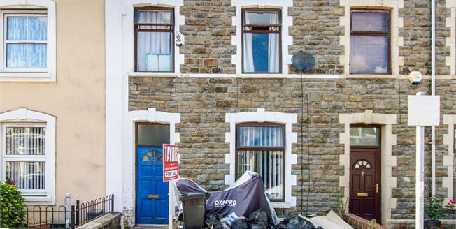 Guide Price £190,000, 3 Bedroom Terraced House For Sale in Cardiff, CF24