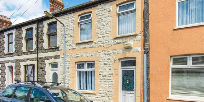 Asking Price £200,000, 3 Bedroom Terraced House For Sale in Cardiff, CF24
