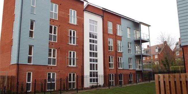 Asking Price £135,000, 1 Bedroom Flat For Sale in St George's Lane, WR1