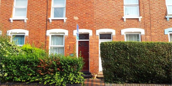 Offers in excess of £148,000, 2 Bedroom Terraced House For Sale in Worcester, WR3