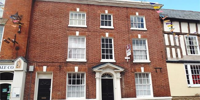 Asking Price £390,000, Flat For Sale in Hereford, HR7