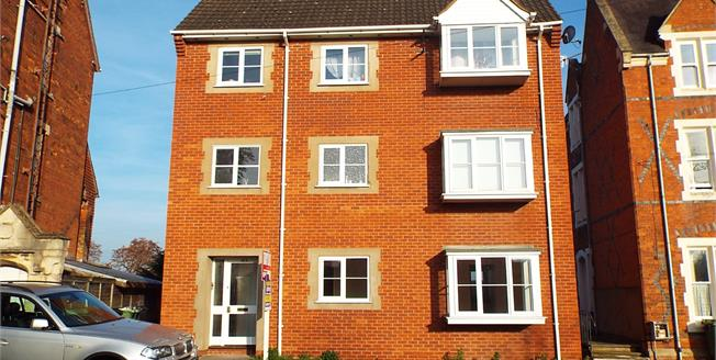 Offers in excess of £110,000, 2 Bedroom Flat For Sale in Worcester, WR2