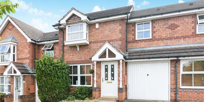 Guide Price £230,000, 3 Bedroom Terraced For Sale in Claines, WR3