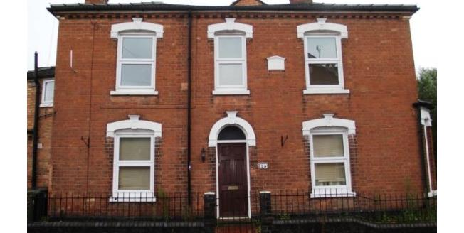 Asking Price £85,000, 1 Bedroom Flat For Sale in Worcestershire, WR1