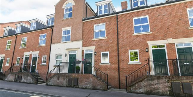 Asking Price £255,000, 3 Bedroom Terraced House For Sale in Worcester, WR1