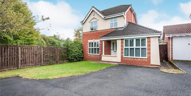 Guide Price £269,999, 3 Bedroom Detached House For Sale in Malvern, WR14