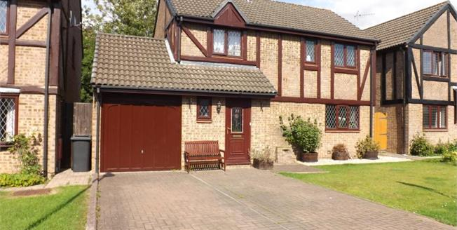Offers in excess of £350,000, 4 Bedroom Detached House For Sale in Yate, BS37