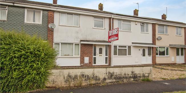 Asking Price £185,000, 3 Bedroom Terraced House For Sale in Yate, BS37