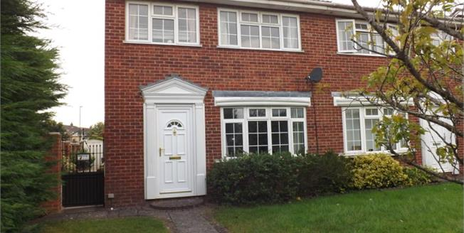 Offers in the region of £245,000, 3 Bedroom Semi Detached House For Sale in Chipping Sodbury, BS37