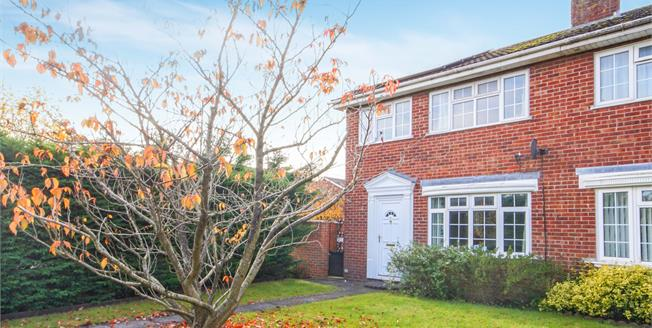 Offers in the region of £240,000, 3 Bedroom Semi Detached House For Sale in Chipping Sodbury, BS37