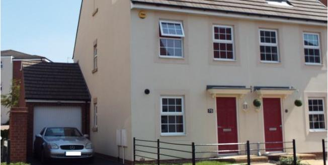Offers in excess of £250,000, 3 Bedroom Semi Detached House For Sale in Yate, BS37