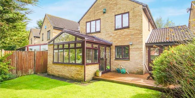 £350,000, 4 Bedroom Detached House For Sale in Yate, BS37