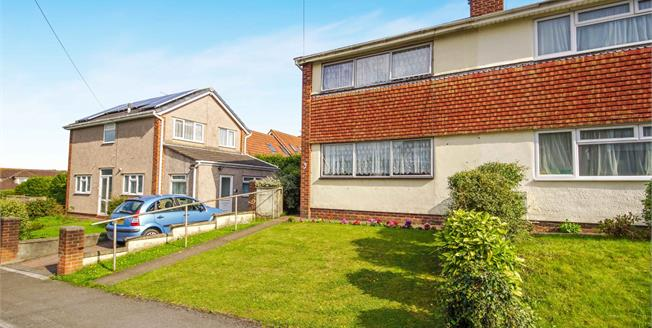 Offers in the region of £245,000, 3 Bedroom Semi Detached House For Sale in Coalpit Heath, BS36