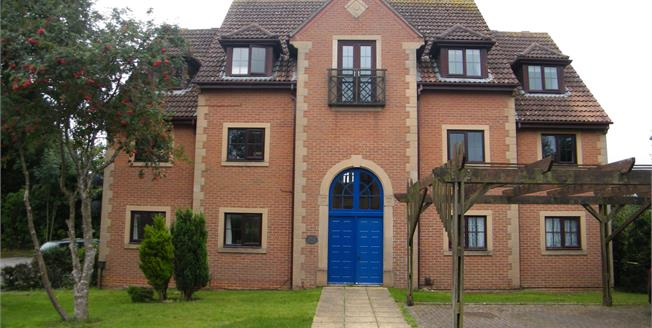 Asking Price £165,000, 2 Bedroom Flat For Sale in Yate, BS37