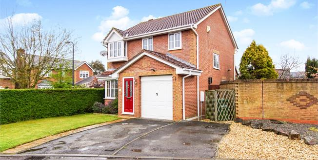 Offers in the region of £390,000, 4 Bedroom Detached House For Sale in Yate, BS37