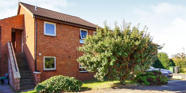 Offers in excess of £110,000, 1 Bedroom Flat For Sale in Yate, BS37