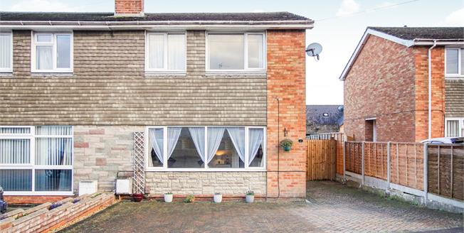 Asking Price £265,000, 3 Bedroom Semi Detached House For Sale in Chipping Sodbury, BS37