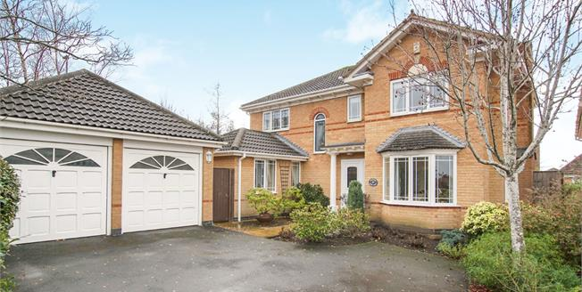Offers in excess of £475,000, 4 Bedroom Detached House For Sale in Yate, BS37