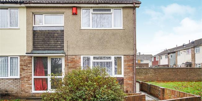 Offers in excess of £220,000, 3 Bedroom End of Terrace House For Sale in Yate, BS37
