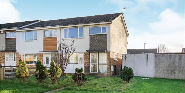 Offers in excess of £200,000, 3 Bedroom End of Terrace House For Sale in Yate, BS37