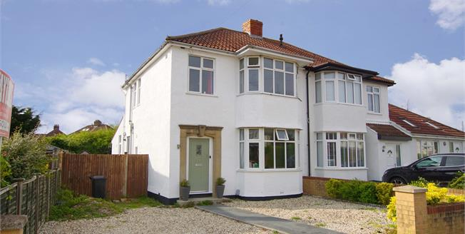 Offers in excess of £290,000, 3 Bedroom Semi Detached House For Sale in Yate, BS37