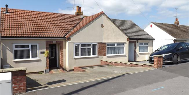 Offers Over £300,000, 2 Bedroom Terraced Bungalow For Sale in Coalpit Heath, BS36