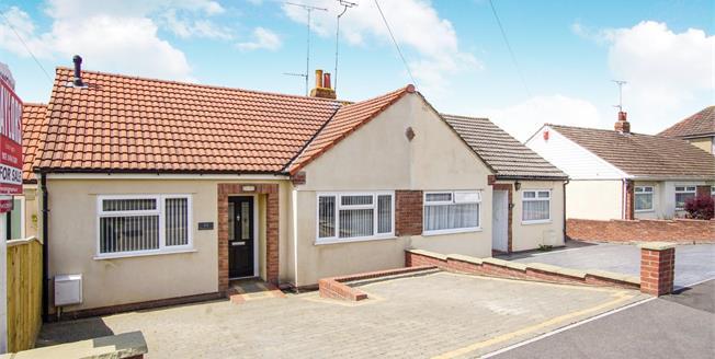 Offers in the region of £290,000, 2 Bedroom Terraced Bungalow For Sale in Coalpit Heath, BS36