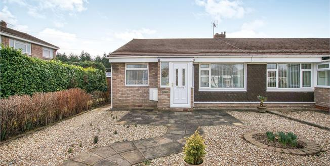 Offers in excess of £240,000, 2 Bedroom Semi Detached Bungalow For Sale in Yate, BS37