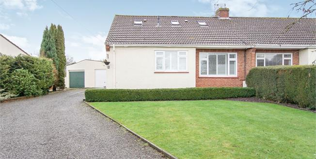 Offers in excess of £400,000, 4 Bedroom Semi Detached Bungalow For Sale in Coalpit Heath, BS36