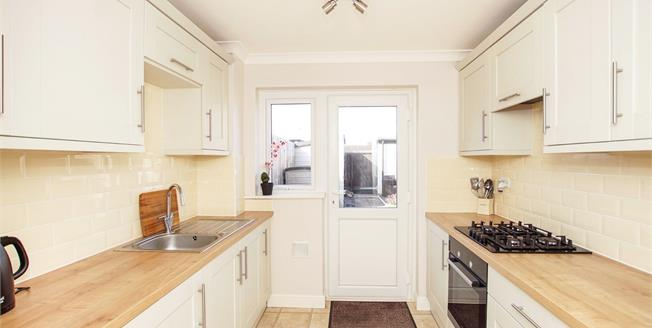 £260,000, 3 Bedroom Terraced House For Sale in Yate, BS37