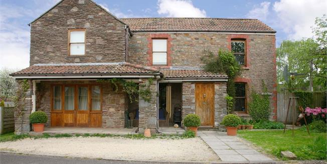 Offers in excess of £475,000, 4 Bedroom Detached House For Sale in Rangeworthy, BS37
