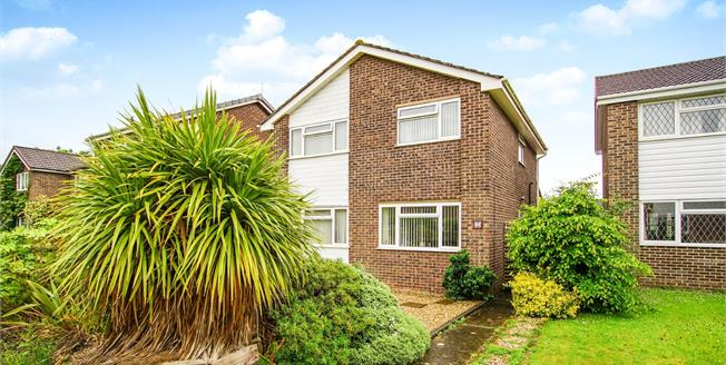 Offers in excess of £360,000, 4 Bedroom Detached House For Sale in Yate, BS37