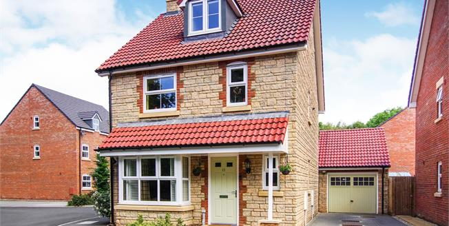 Offers in excess of £400,000, 4 Bedroom Detached House For Sale in Yate, BS37