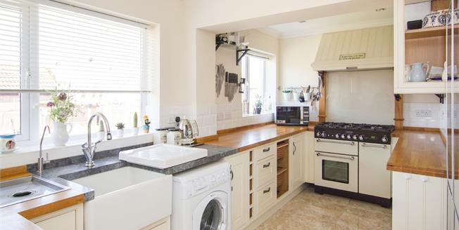Asking Price £318,000, 3 Bedroom Semi Detached House For Sale in Coalpit Heath, BS36