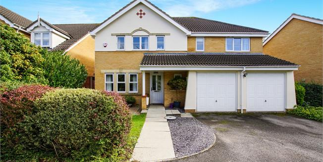 Offers in excess of £550,000, 5 Bedroom Detached House For Sale in Yate, BS37