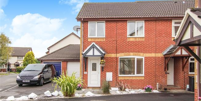 Offers in the region of £280,000, 3 Bedroom End of Terrace House For Sale in Yate, BS37