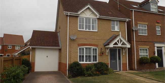 Asking Price £375,000, 3 Bedroom Detached House For Sale in Chafford Hundred, RM16