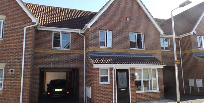 Asking Price £410,000, 4 Bedroom Link Detached House For Sale in Chafford Hundred, RM16