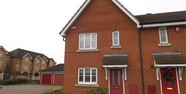 Asking Price £300,000, 3 Bedroom End of Terrace House For Sale in Chafford Hundred, RM16